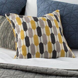 Canyon Creek Hexagon Throw Pillow