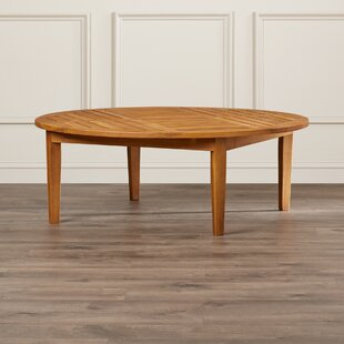 Danville Solid Wood Dining Table
