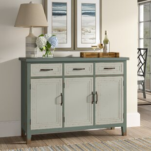 Jemima 3 Drawer Credenza by Highland Dunes #2