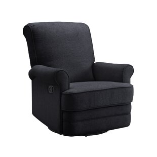 Gwendoline Swivel Glider by Harriet Bee