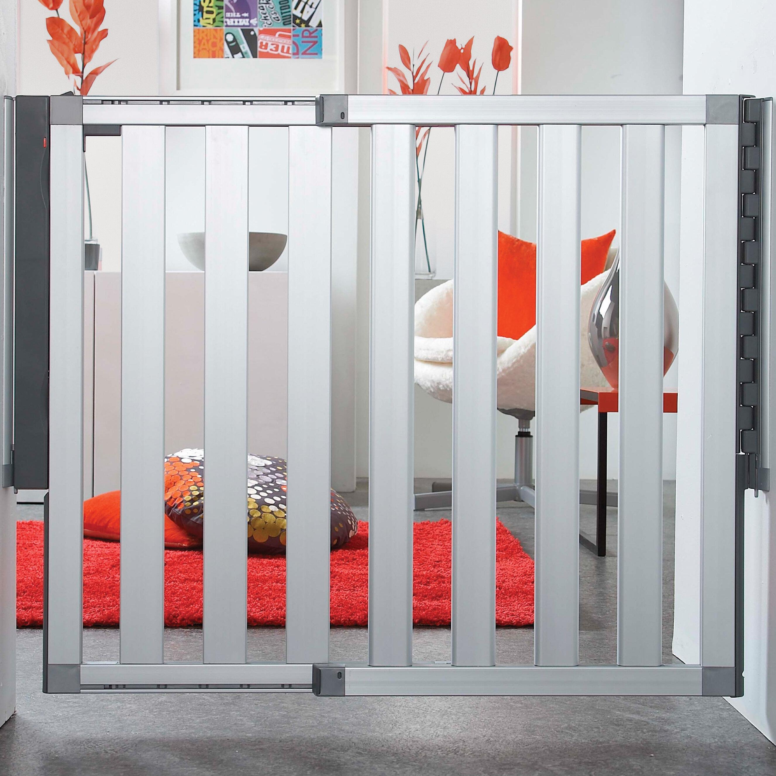 Munchkin Loft Aluminum Safety Gate Reviews Wayfair
