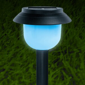 Solar Color Changing 1-Light Pathway Light