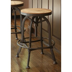 sc 1 st  Wayfair & Industrial Bar Stools Youu0027ll Love | Wayfair islam-shia.org