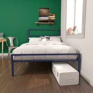 Simoneau Platform Bed by Harriet Bee