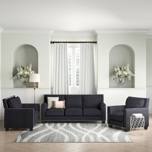 Katia 2 Piece Living Room Set by House of Hampton