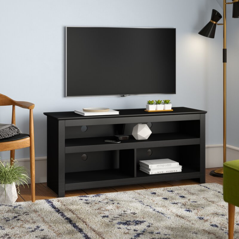 "Brayden Studio® Javier TV Stand for TVs up to 55"" & Reviews 