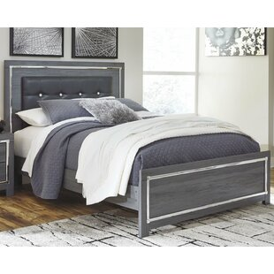 Lodanna Upholstered Storage Panel Bed