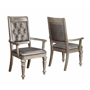 Victoria Arm Chair (Set of 2) Infini Furnishings