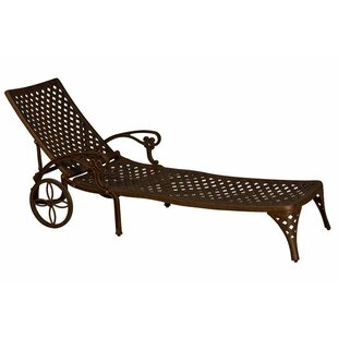 Darby Home Co Aldrich Chaise Lounge
