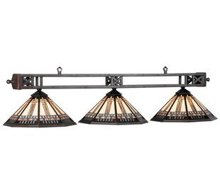 Shemar 3-Light Billiards Light ByMillwood Pines