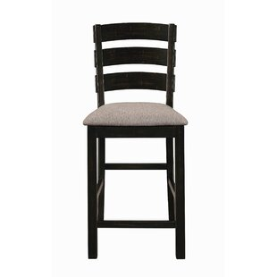Price comparison Steverson 41 Bar Stool (Set of 2) by Gracie Oaks Reviews (2019) & Buyer's Guide