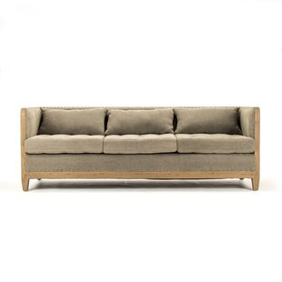 Vert Deconstructed Chesterfield Sofa by Zentique Cheap