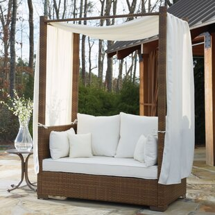 Panama Jack Outdoor St Barths Daybed with..