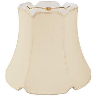 14 Silk/Shantung Bell Lamp Shade