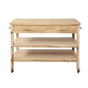 Woodrum Kitchen Cart