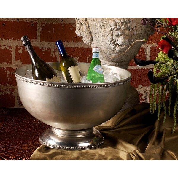 Pewter Punch Bowl Wayfair