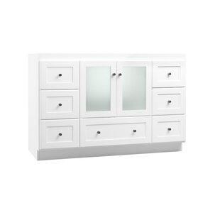 Shaker 48 Single Bathroom Vanity Base by Ronbow