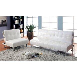 Perz Sleeper Configurable Living Room Set by Latitude Run
