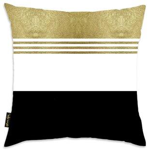 Stocksbridge Decorative Cotton Throw Pillow