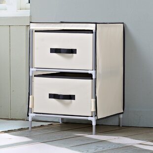 2-Drawer Storage Chest Homestar