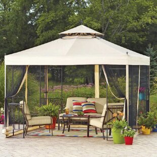 Replacement Canopy for Athena Gazebo by Sunjoy