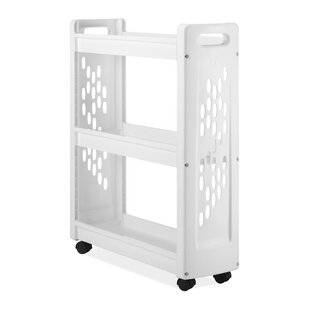 Quinton White Storage Rack by WFX Utility