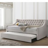 Bambi Twin Daybed with Trundle by Red Barrel Studio®