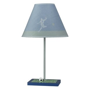Review Hambleton 20 Table Lamp by Harriet Bee
