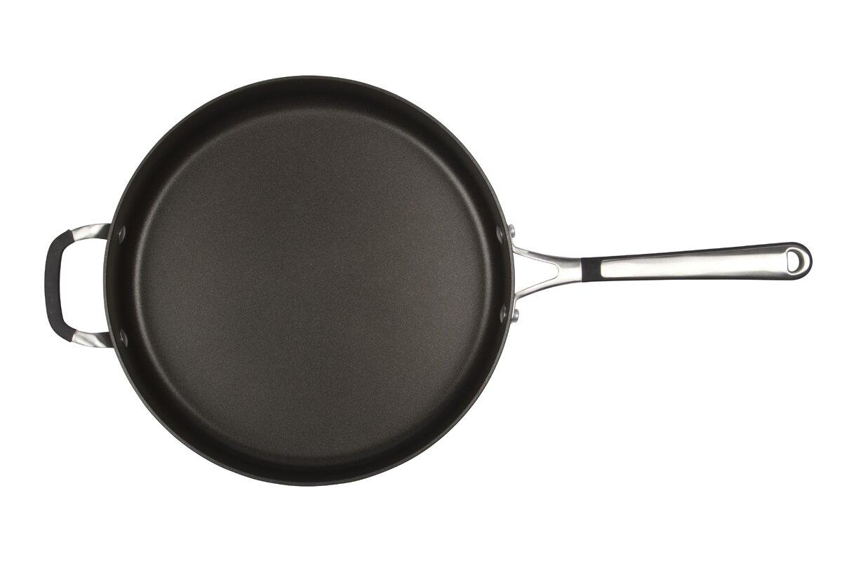Calphalon Simply Nonstick 5-qt. Saute Pan with Lid & Reviews | Wayfair