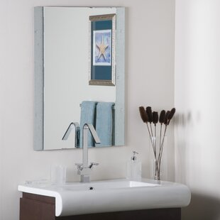 Affordable Starlight Frameless Wall Mirror By Decor Wonderland