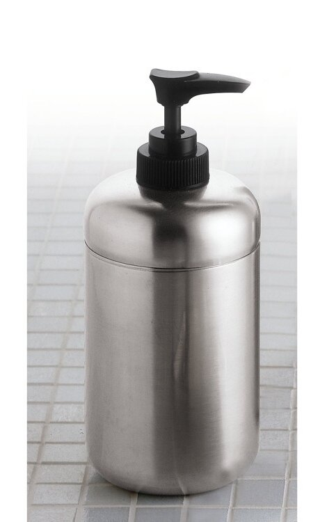 Gedy By Nameeks Aedis Stainless Steel Soap Dispenser Wayfair