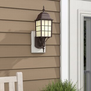 Woodard 1-Light Outdoor Sconce
