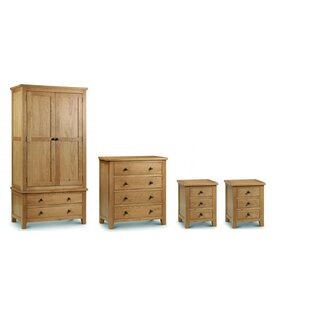 4 Piece Bedroom Set By Natur Pur