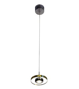Oconnell 1-Light LED Geometric Pendant by Orren Ellis