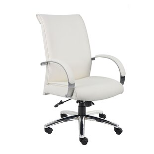 Best Review Margaret Caressoft Plus Executive Chair by Latitude Run