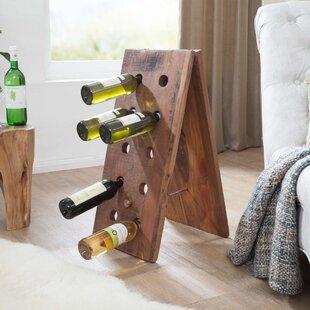 Nature Of Spirit 10 Bottle Wine Rack By Massivmoebel24