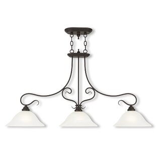 Lewisboro 3-Light Kitchen Island Pendant by Darby Home Co