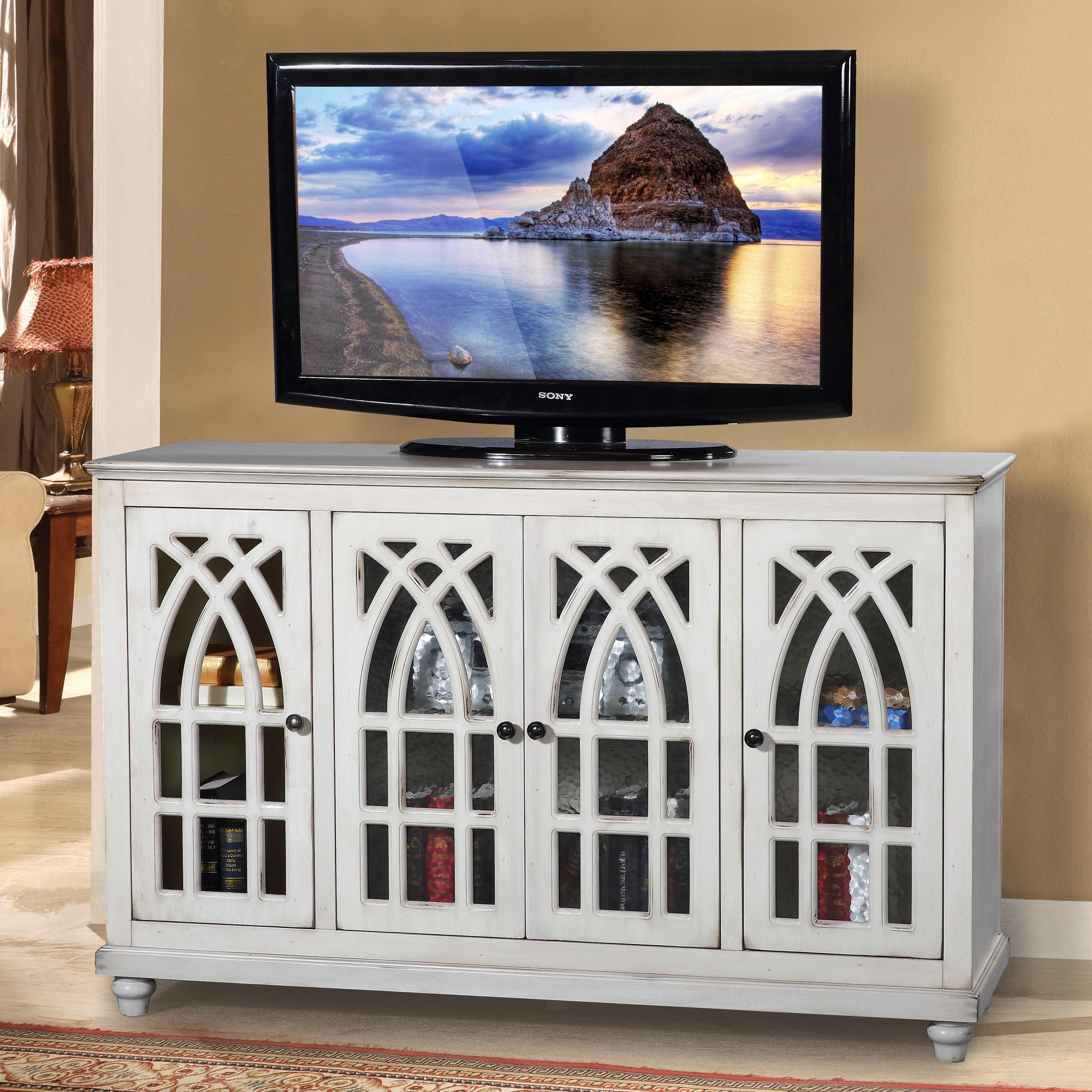 Wildon Home Hutcherson Tv Stand For Tvs Up To 70 Reviews Wayfair