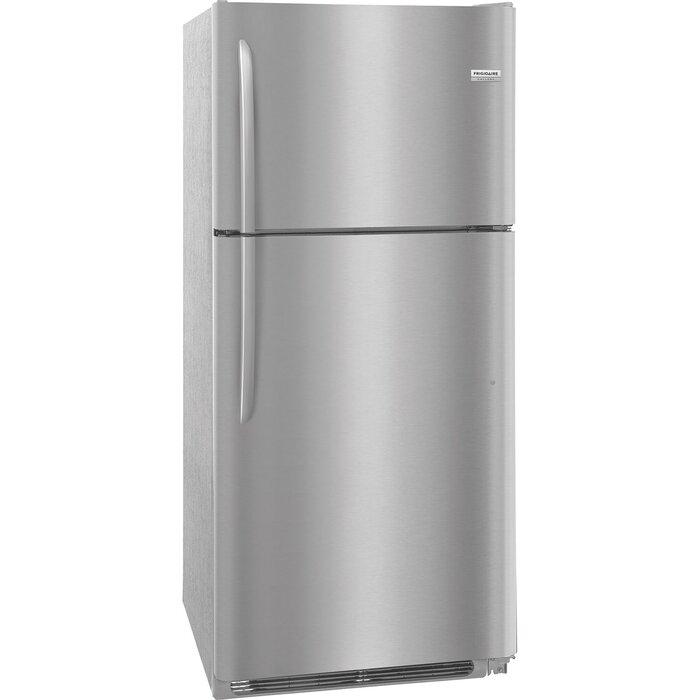 21 Cu Ft Top Freezer Refrigerator