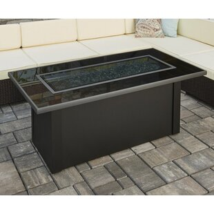 Monte Carlo Metal Gas Fire Pit Table