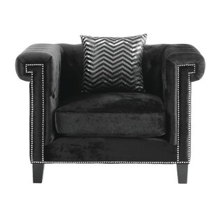 Willa Arlo Interiors Grosvenor Chesterfield Chair