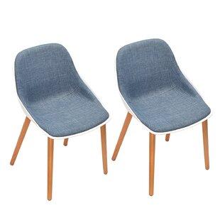 George Oliver Vanegas Beechwood Dining Chair (Set of 2)