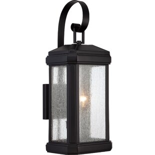 Poteete 2-Light Outdoor Wall Lantern