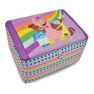 Compare & Buy Disney's Inside Out Toy Storage Bench ByKidz World