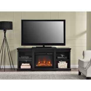 Stowe TV Stand for TVs up to 70 with Fireplace