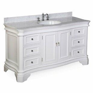 Katherine 60 Single Bathroom Vanity Set By Kitchen Bath Collection