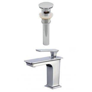 Royal Purple Bath Kitchen CUPC Bathroom Faucet with Drain Assembly