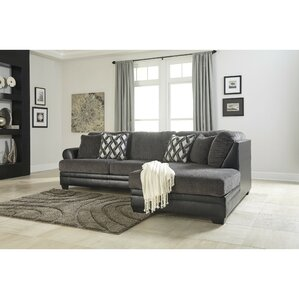 Kumasi Sectional by Benchcraft