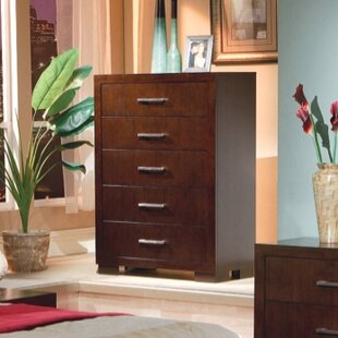 Jessica 5 Drawer Chest by Wildon Home® #2