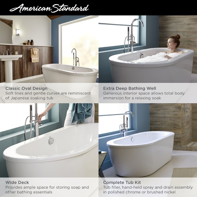 Increase Bathtub Water Essentially Yours Deeper Bath Overflow Drain Cover